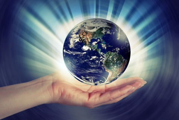 Our world needs God right now, to do away with all of the death and destruction