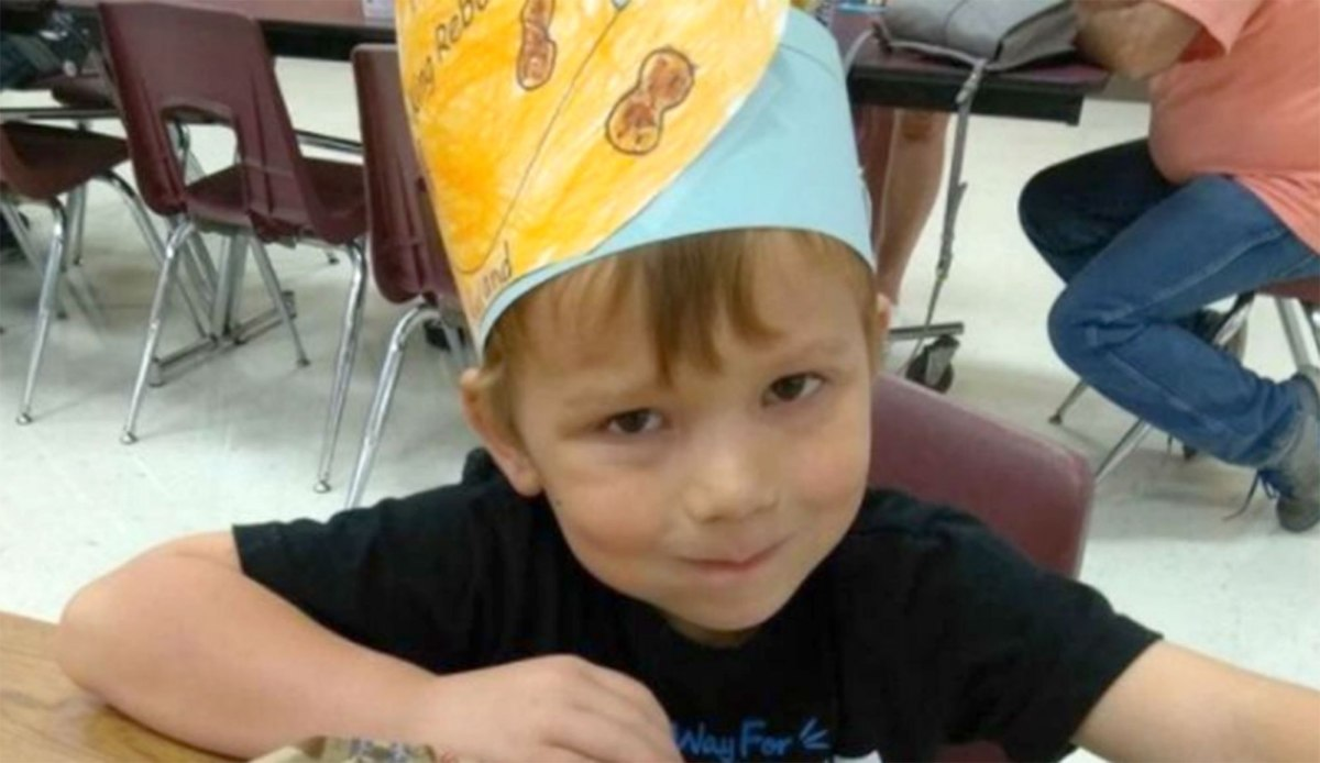 5 Year Old Boy Wounded In Texas Church Massacre Who Lost