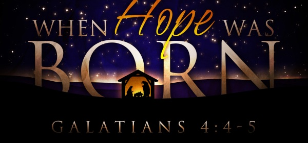 There is hope in Jesus Christ, the Bible tells us about His blessed hope