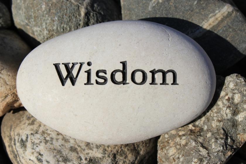 Positive reinforcement word Wisdom