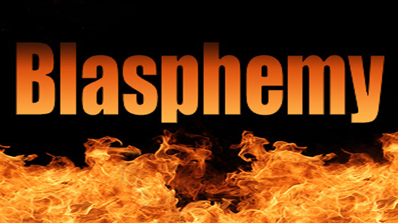 The Consequences of blasphemy of the Holy Spirit