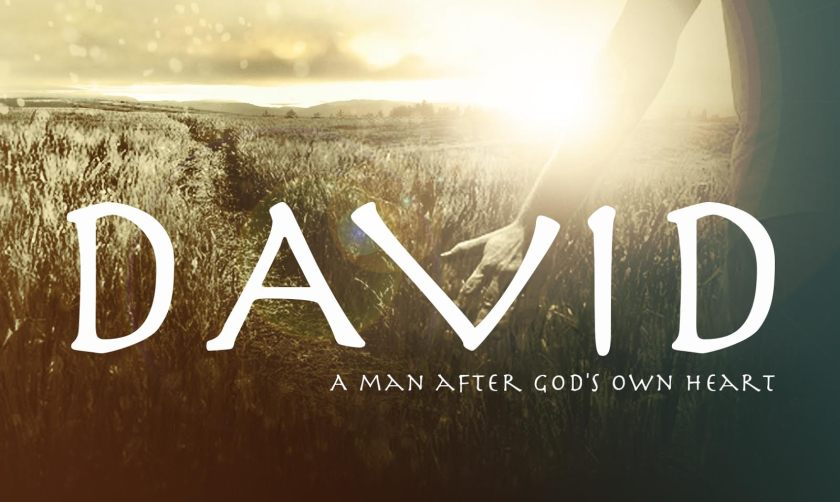 David, a man after God's own heart
