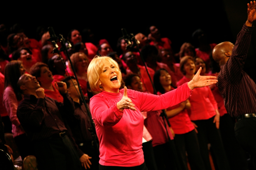 Say yes, Brooklyn Tabernacle Choir sings with a heartfelt yes to God