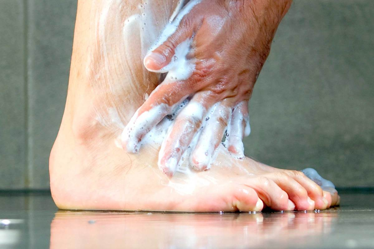 How To Properly Care For YourFeet
