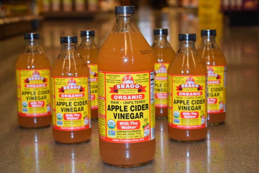 Bragg Apple Cider Vinegar has many health benefits, that will make a huge difference in your physical and inner being