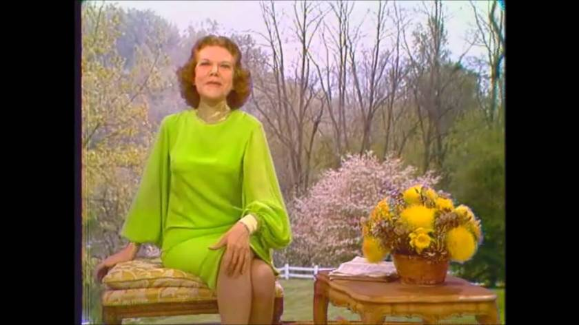 Moment of Worship Kathryn Kuhlman. The anointing of Katherine Kuhlman