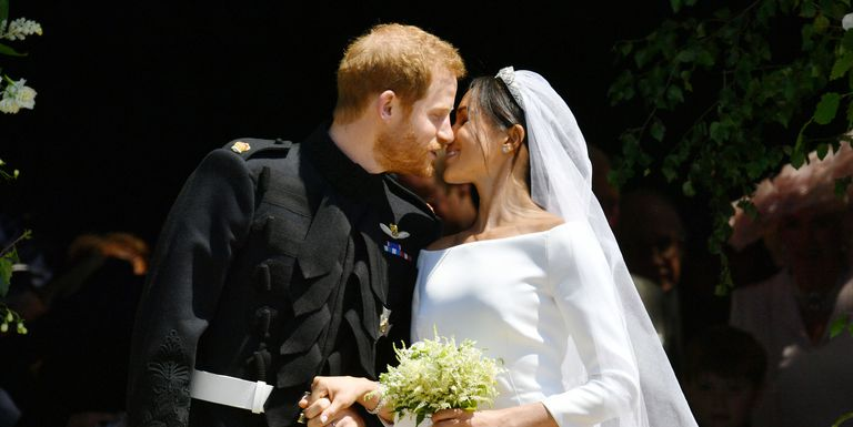 Royal Wedding of Prince Harry and Meghan Markle 2018