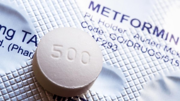 Metformin is commonly used to control a person's A1c, blood sugar levels.