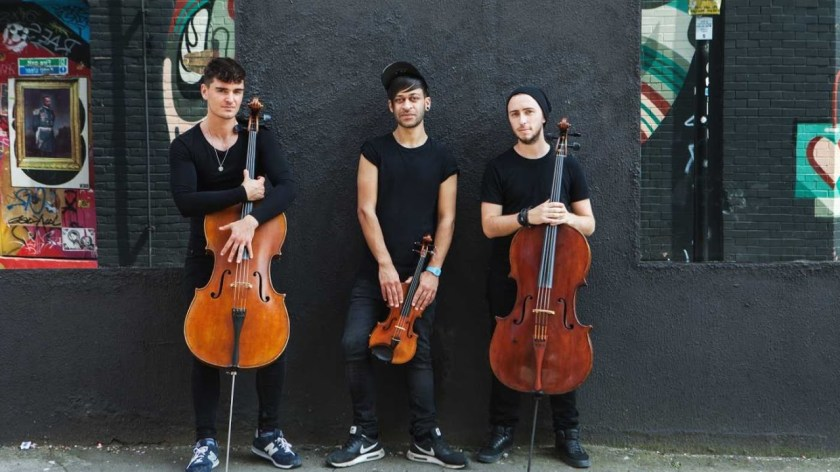 The Ember Trio plays this beautiful music which just happens to be the best you will ever hear
