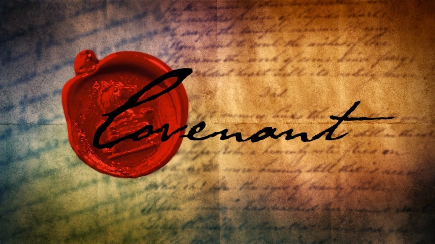 Covenant relationships is a contract with two people or God