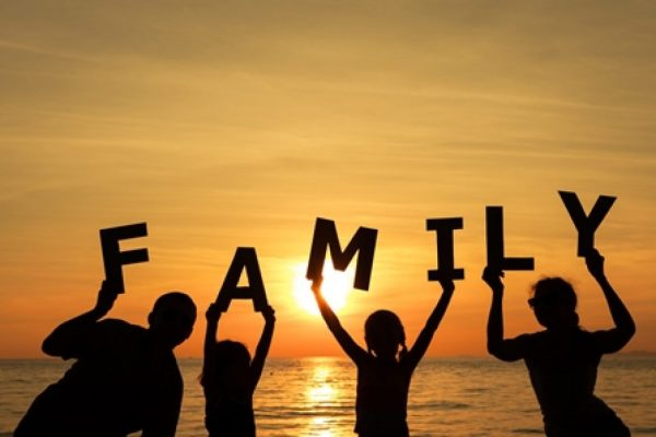 It should not hurt to call you my family