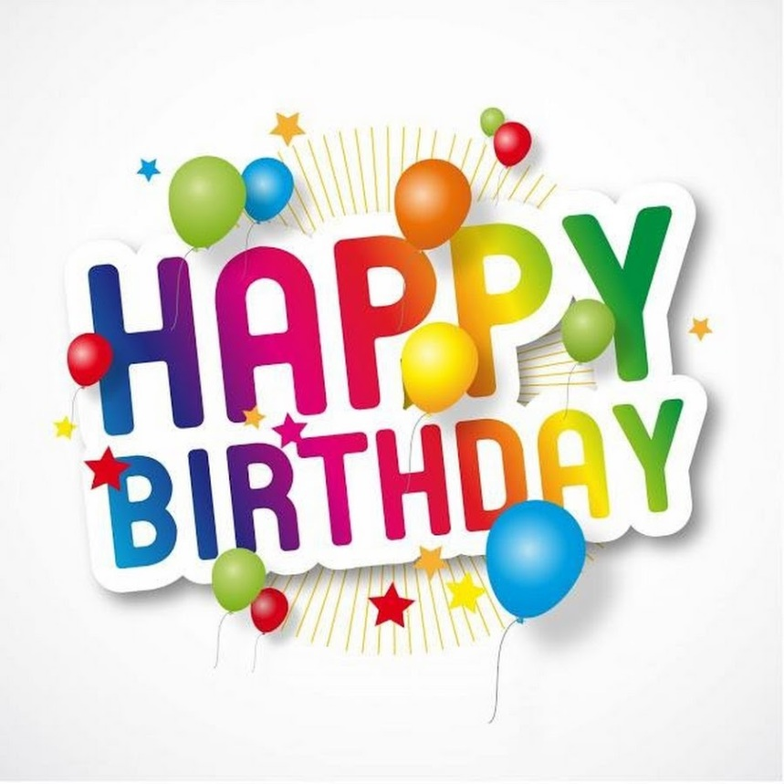 Happy birthday to all July birthday readers