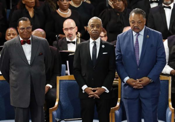 Aretha franklin's guest list for her funeral was indeed long, many great people atteded the service. Thank God there were no tragedies that happened while all these rich and famous stars were present