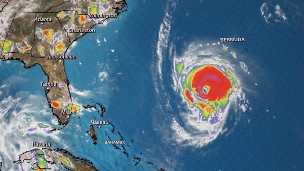 As Hurricane Florence hits the east coast of the united states, I urge you to pray for all that live in those areas.